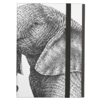 Afrikanskt elefantiPadfodral Fodral För iPad Air