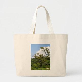 Afrikanskt träd av hopp jumbo tygkasse