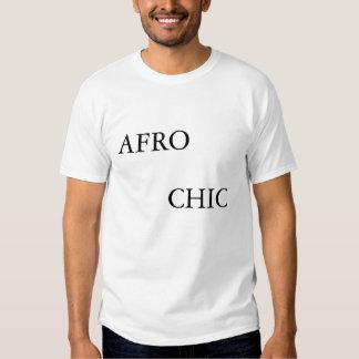 AFRO- CHIC TEE SHIRT