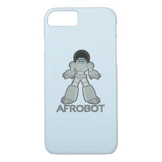 Afrobot - robot med afro-
