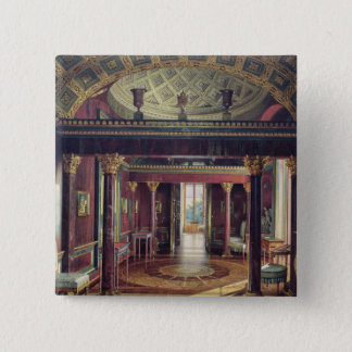 Agaterummet i den Catherine slotten Standard Kanpp Fyrkantig 5.1 Cm