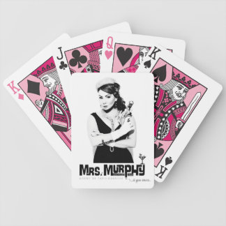 Agent of Fabulousness - Deck of cards Kortlek