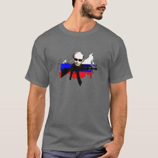 Agent Putin med kartan T Shirts