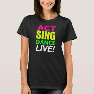 Agera sjungadansen DIREKT! Tshirt Tshirts