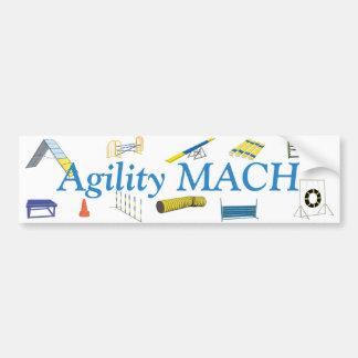 Agility betitlar bildekalet bildekal