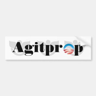 Agitprop - NEAEN och Obamaen Bildekal