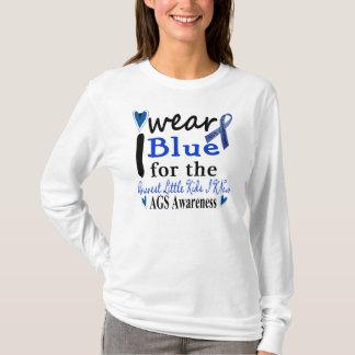 Ags-medvetenhet Tshirts
