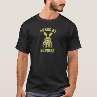 Ägt av affär tee shirts