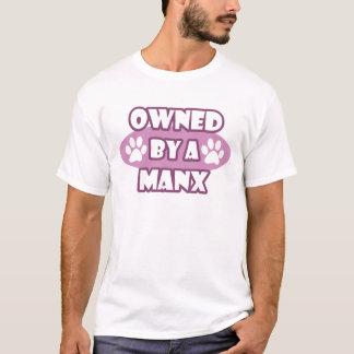 Ägt av ett Manx T-shirt
