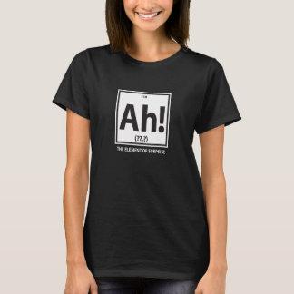 Ah!  Inslag av överrrakningen T-shirt