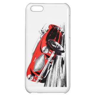 AH iphone case för tävlingbil iPhone 5C Skydd