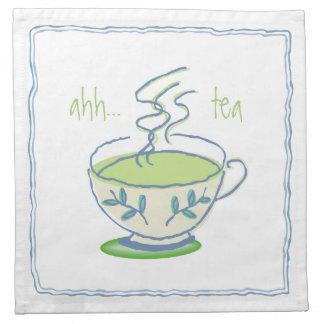 ahh… servett för teablåtttekopp
