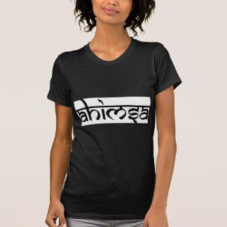 Ahimsa - अहिंसा - buddistisk lärosats tee shirt