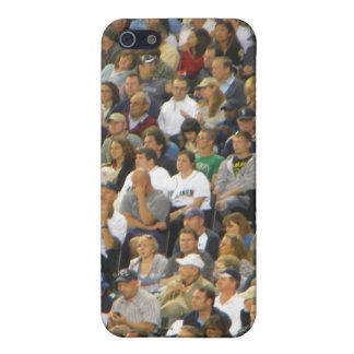 Åhörare iPhone 5 Skydd