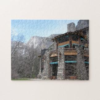 Ahwahneen- Yosemite Pussel