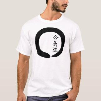 Aikidozenen cirklar tshirts