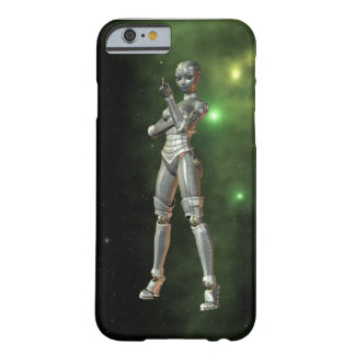 aikobot & stjärnor barely there iPhone 6 fodral