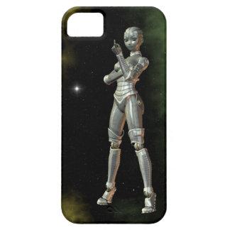 aikobot & stjärnor iPhone 5 cases