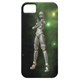 aikobot & stjärnor iPhone 5 hud
