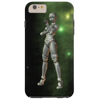 aikobot & stjärnor tough iPhone 6 plus fodral