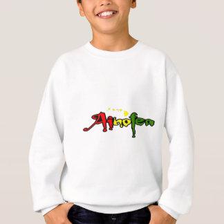 Ainofea Rasta logotyp Tee Shirt
