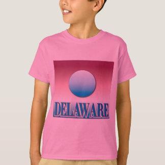 Airbrush för Delaware blåttsolnedgång Tröja