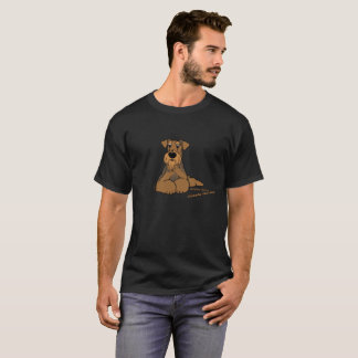 Airedale Terrier  – Simply the best! Tee Shirts