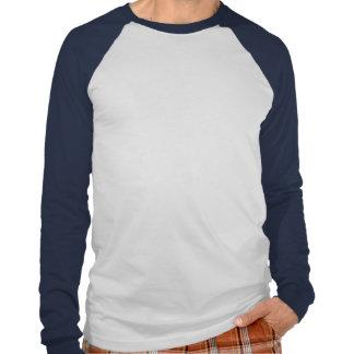 AK-, rolig anka med en gitarrskjorta T Shirts