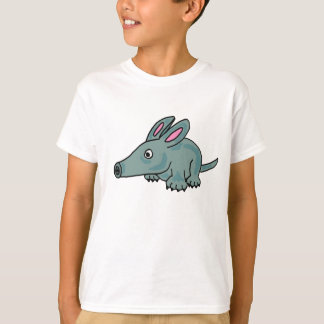 AK-, rolig tecknadAardvarkskjorta T-shirt