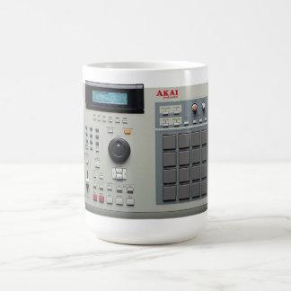 Akai MPC 2000 trummar maskinen Kaffemugg
