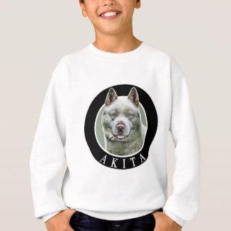Akita hund 002 tee shirt