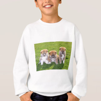 Akita Inu hundvalpar T-shirt