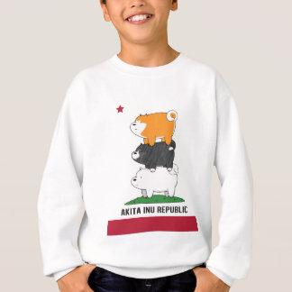 Akita Inu republik T-shirts