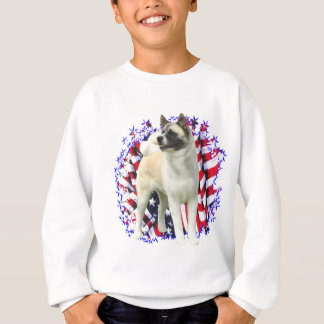 Akita patriot t-shirt
