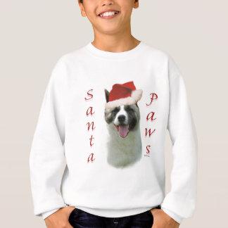 Akita Santa tassar T-shirt