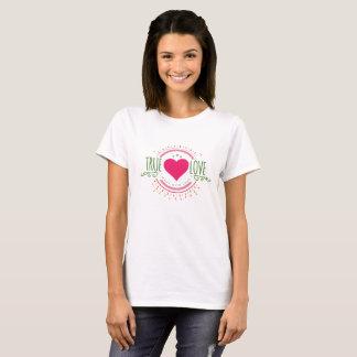 äkta kärlek tshirt tee