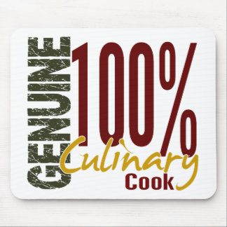 Äkta kulinarisk kock musmatta