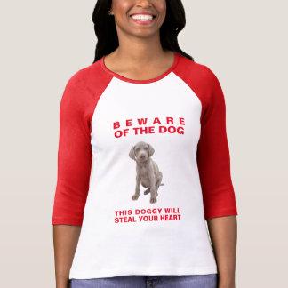 Akta sig av Hund-Denna vovven ska stölden din Tröja
