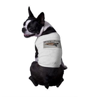 Akta sig raseriet, av en tålmodig manhund tröja