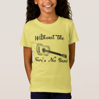 Akustisk bra Jersey T för sportkläder för T-shirts