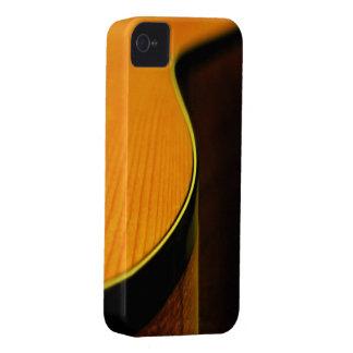 Akustisk fodralkompis för gitarr iPhone4 iPhone 4 Case-Mate Cases