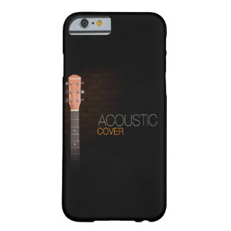 akustisk gitarr barely there iPhone 6 fodral