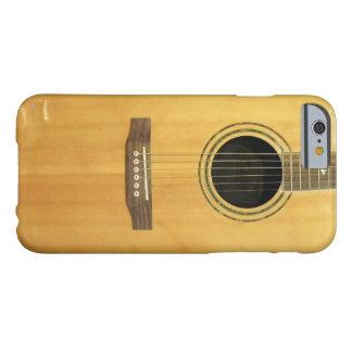 Akustisk gitarr barely there iPhone 6 skal