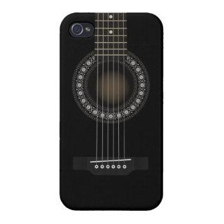 Akustisk gitarr iPhone 4 skal