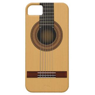 Akustisk gitarr iPhone 5 Case-Mate skydd