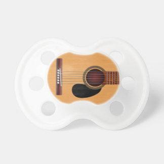 Akustisk gitarr napp