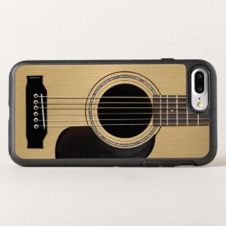 Akustisk gitarr OtterBox symmetry iPhone 7 plus skal