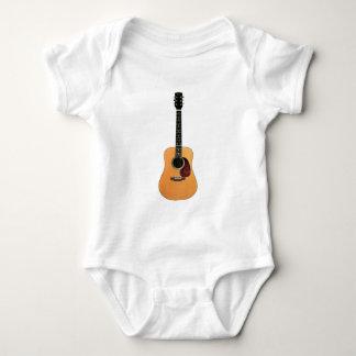 Akustisk gitarrlodrät t shirt