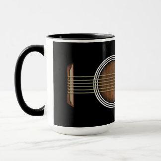 Akustisk gitarrmugg - Mongram Mugg