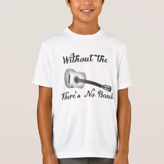 Akustisk gitarrungemästare Dubbla-Torra Jersey Te Tee Shirt